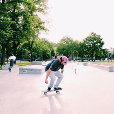 Skatepark koblenz
